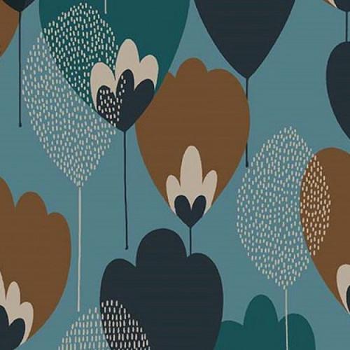 Japanese Fabric: Shibu 103 Teal