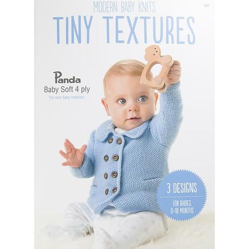 Panda: Modern Baby Knits Tiny Textures