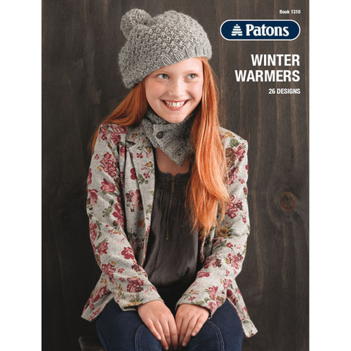 Patons: Winter Warmers (Book 1310)
