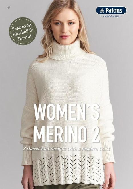 Patons: Womans Merino 2 (107)