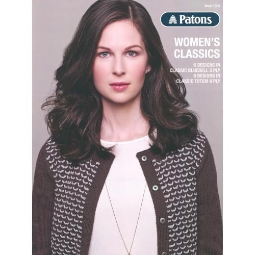 Patons: Women's Classics 1308