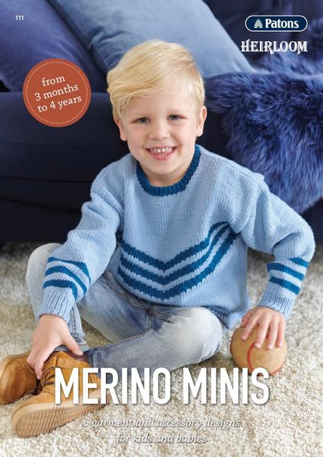 Patons/Heirloom: Merino Minis