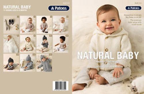 Patons: Natural Baby (1315)