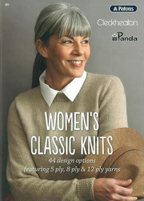 Patons/Cleckheaton/Panda: Women's Classic Knits