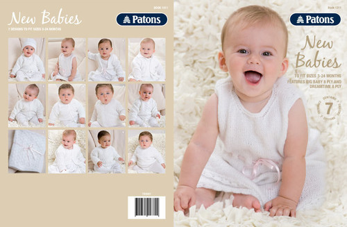 Patons: New Babies (1311)