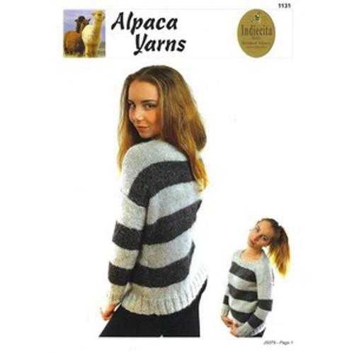Alpaca Cosy Sweater 1131