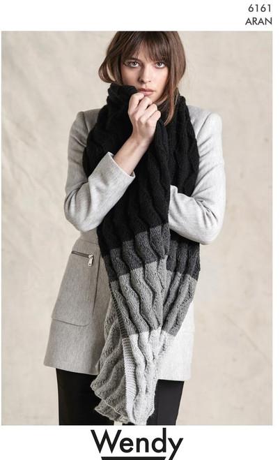 Wendy: Zig Zag scarf 6161