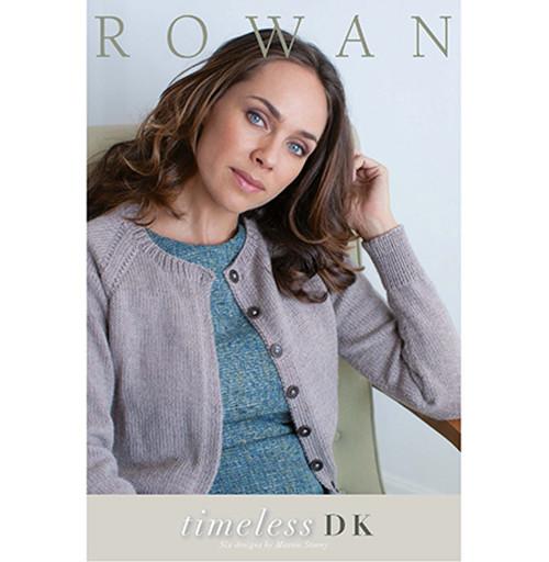 Rowan Yarns: Timeless DK (Alpaca soft Dk)