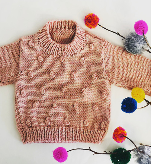 Touch yarns: June Jumper