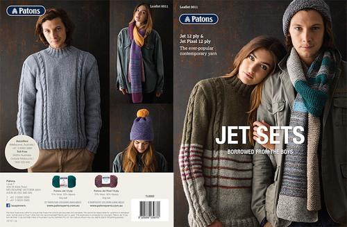 Patons: Jet sets
