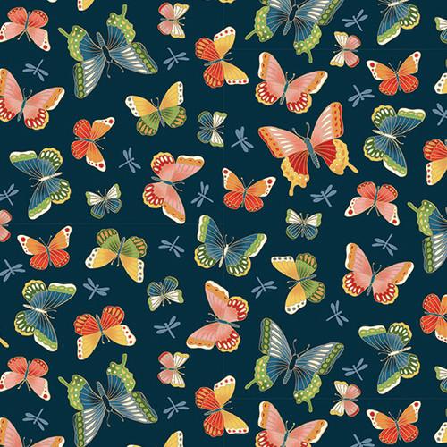 Metallic: Michiko - Butterflies