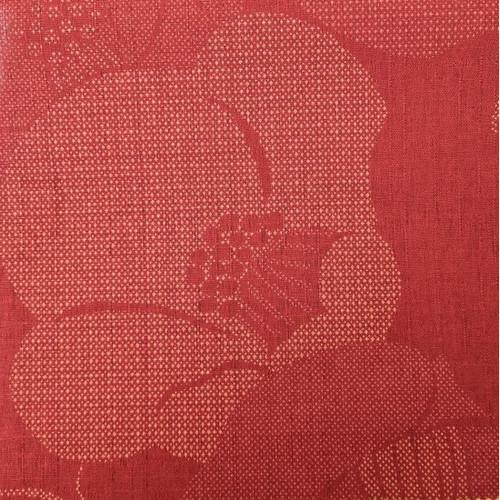 Japanese Fabric:  Aomri 105 Red