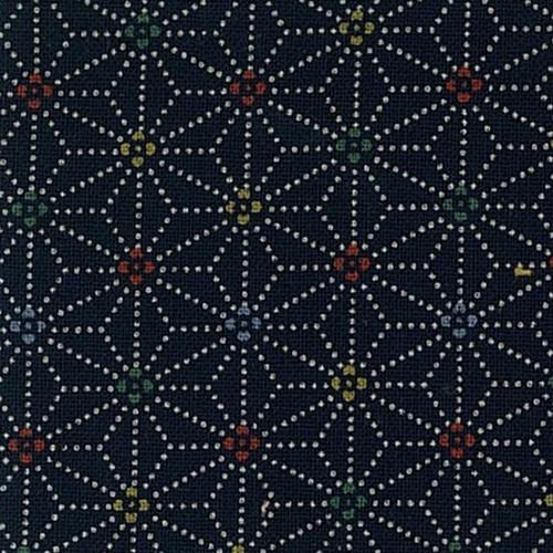 Japanese Fabric: Ayase 103 Navy