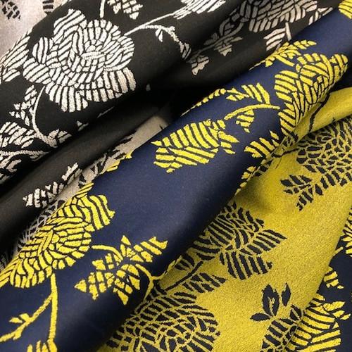 Dress Fabric: Reggiani Jacquard