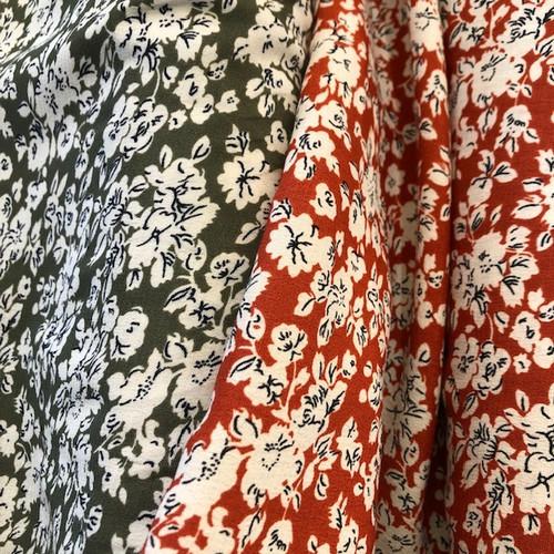 Dress Fabric: Akita