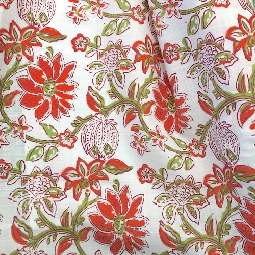 Dress Fabric: Winnie