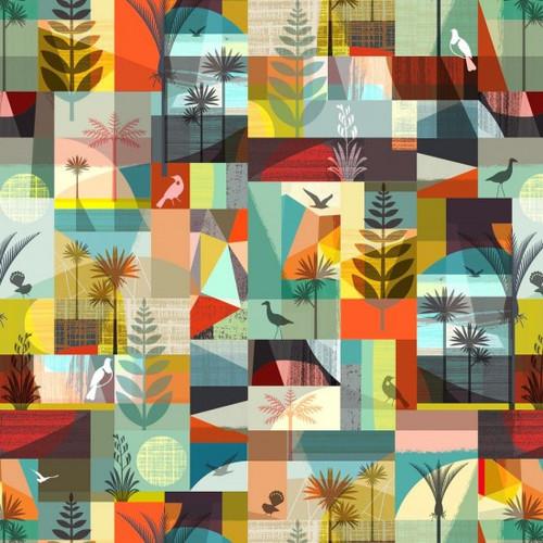 Kiwiana: Birds of Aotearoa - All over
