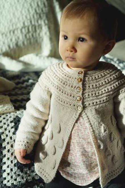 Baby Cakes: Princess Georgiana Cardi BC88