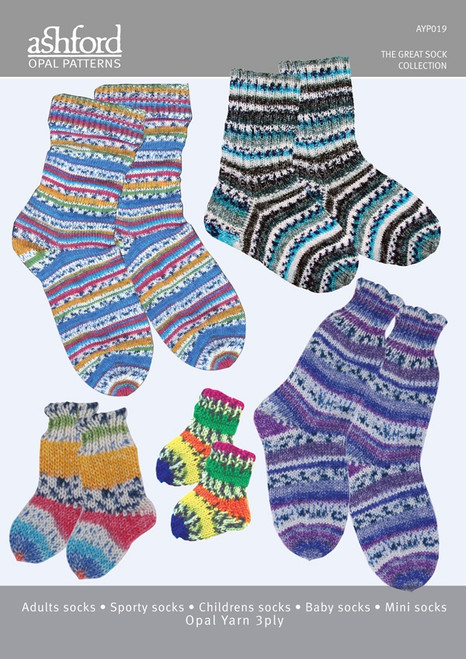 Ashford: Great sock Collection AYP019