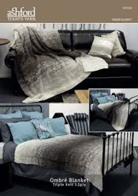 Ashford Ombre Blanket 12Ply AYP209