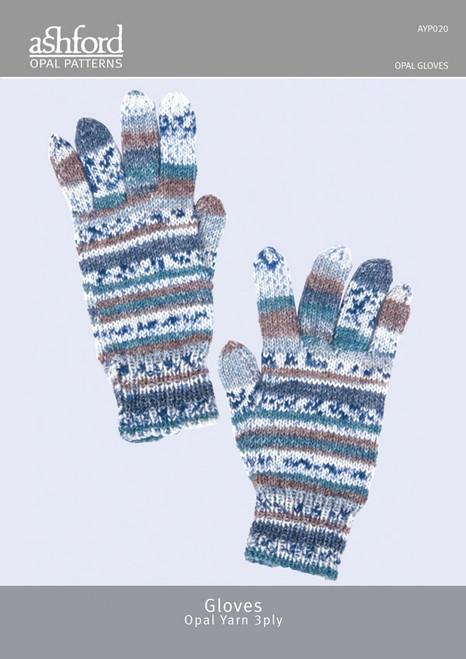 Ashford Opal Gloves