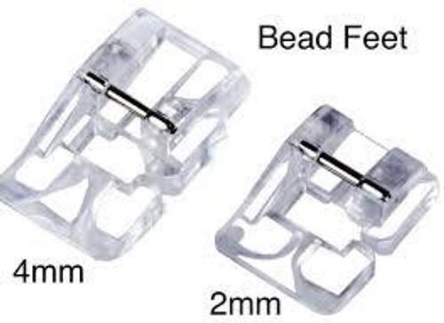 Beading feet 7mm 2 pack