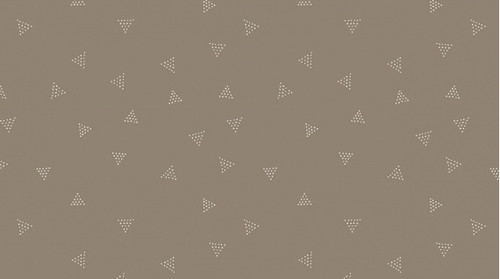 Beige/Grey: Dear Stella - Triangle Dots Silt