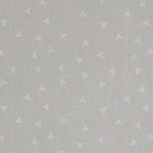 Beige/Grey: Dear Stella - Triangle Spot Pebble