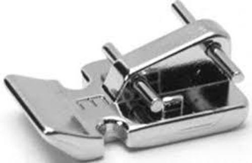 Janome: Zipper Foot E 7mm Loose