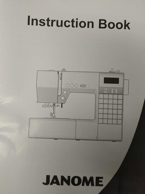 Instruction Manual: DC6030