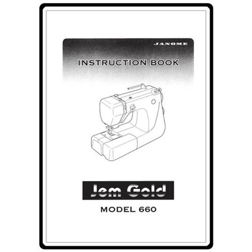 Instruction Manual: Jem Gold