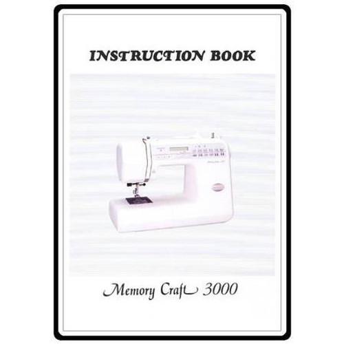 Instruction Manual: MC3000