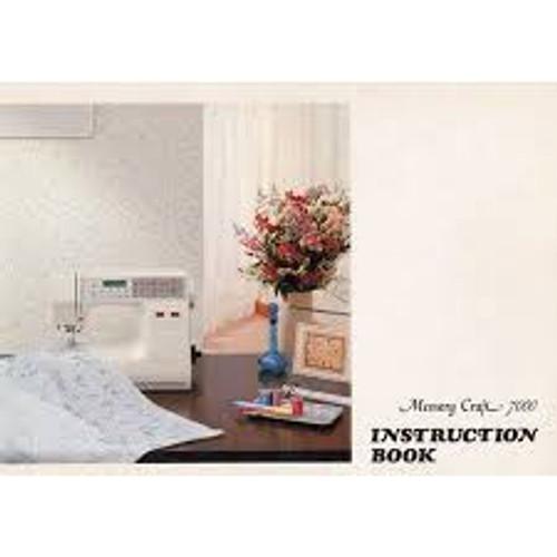 Instruction Manual: MC7000