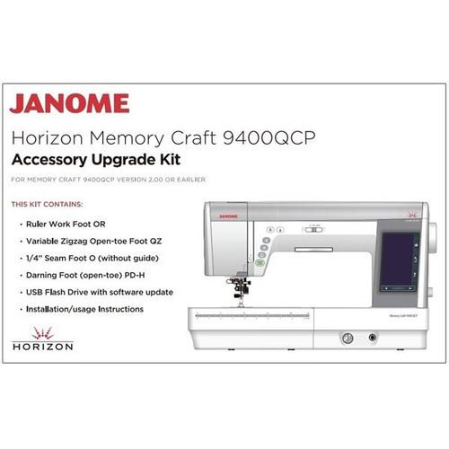 Horizon MC 9400QCP Accessory Updgrade