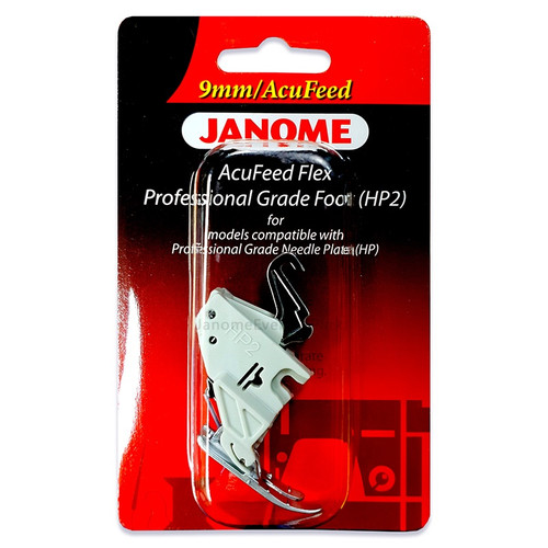 Janome Acufeed Flex Professional grade Foot HP2