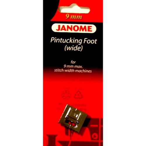 Pintucking Foot (Wide) 9mm