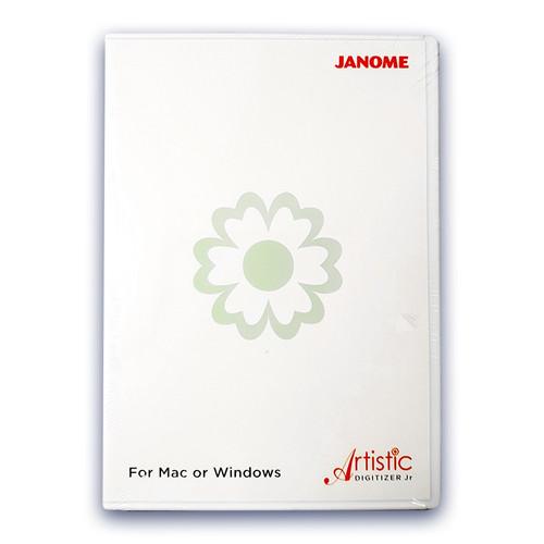 Janome Artistic Digitiser - Windows & Mac OS