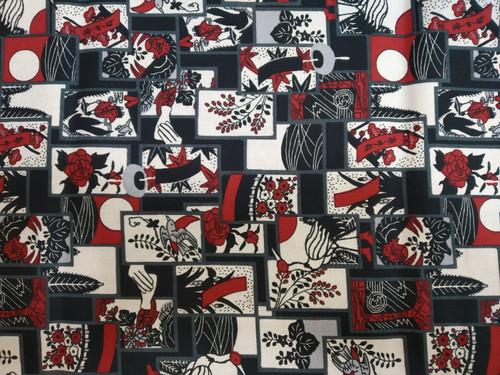 Japanese Fabric Fukuoka 101