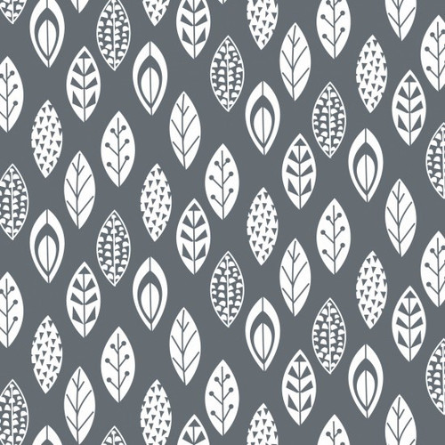 Printed cotton: Leafy Meadow