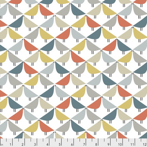 Printed Cotton: Bright Eloisa