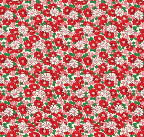 Printed Cotton: Penny Rose - Hope Chest C4250