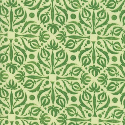 Printed Cottons: Fancy Medallion Sapling
