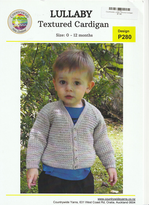 Countrywide: Lullaby Textured Cardigan