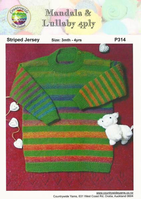 Countrywide: Striped Jersey