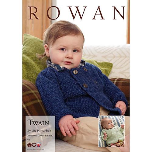 Rowan Yarns: Twain