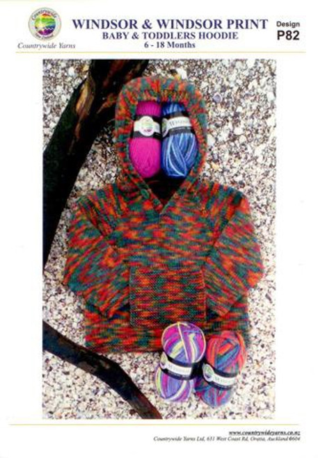Countrywide: Baby and Toddler's Hoodie