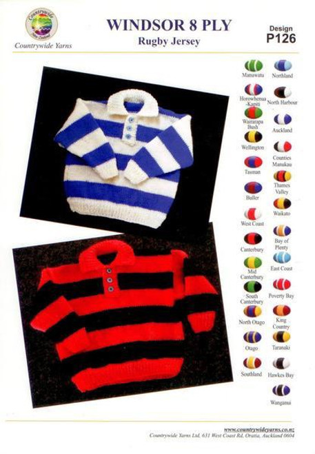 Countrywide: Rugby Jersey