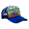 Northwest Campout Hat, Regular Trucker