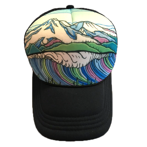 New for 2020 PNW Paradise Trucker- Jefferson State Dilema