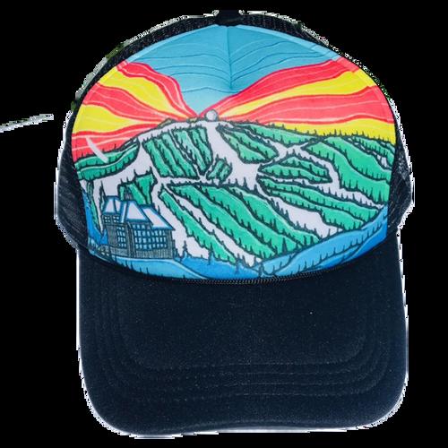 Flowfactory Classic- OG Mt Ashland Solar Hat!